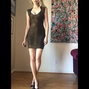 NWOT French Connection Bodycon Dress